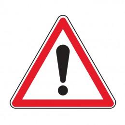A14 Panneau Danger