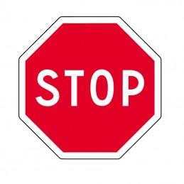 AB4 Panneau Stop