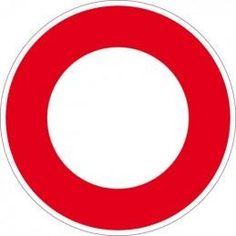 B0 Panneau Circulation...