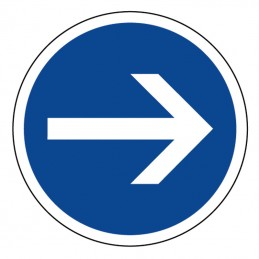 B21.1 Panneau Direction...