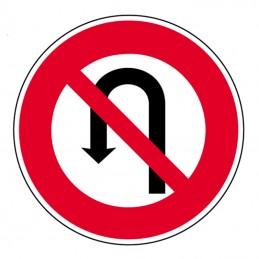 B2c Panneau Interdiction de...