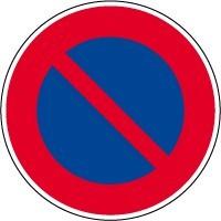 Panneaux d'interdiction de stationner