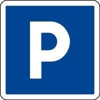 Panneaux d'indication (type C)