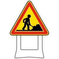 Panneaux de danger temporaire