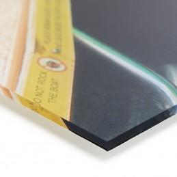Impression plexi incolore 4mm
