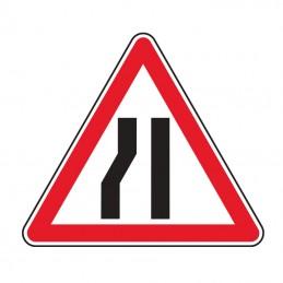 A3b Panneau Chaussée...