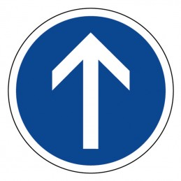 B21b Panneau Direction...
