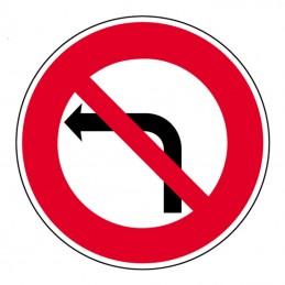 B2a Panneau Interdiction de...