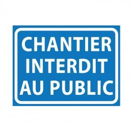Panneau ECO C2 - Chantier...